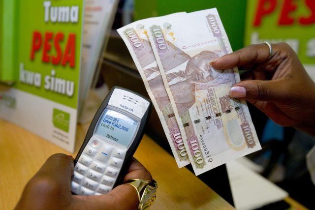 mpesa mobile money