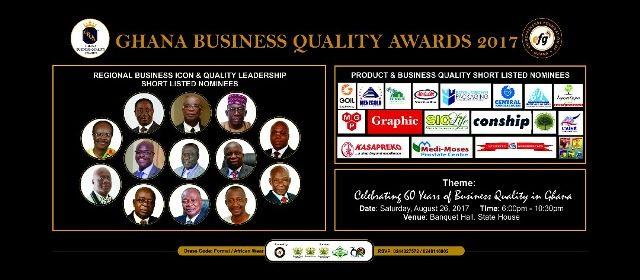 Ghana Business Quality Awards