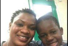 Shade and Monisola Bakre