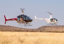 Flying For Freedom And Rhino 911
