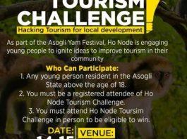 ho tourism challenge