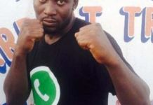 Sport Boxing Heavyweight