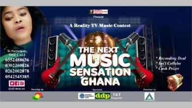 Next Music Sensation Ghana