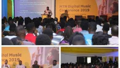 MTN Digital music conference