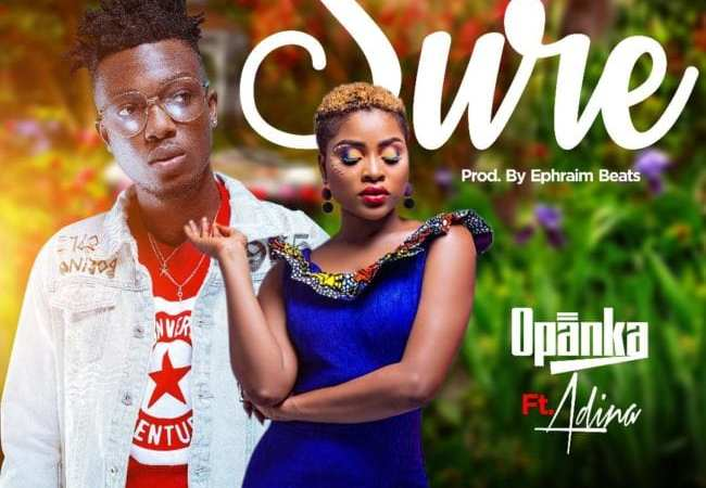Opanka drops new song featuring Adina