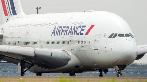Airbus A Air France
