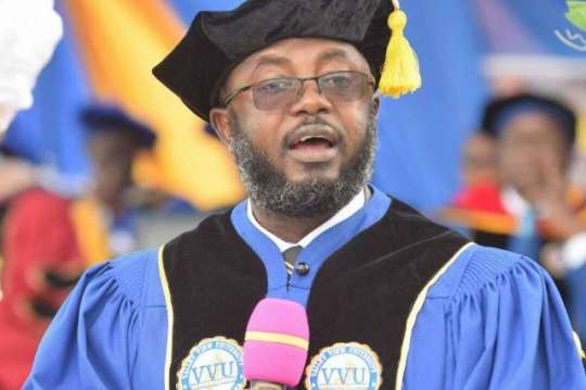 Professor Daniel Kwame Bediako