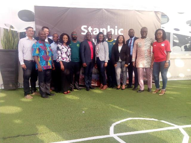 Stanbic Afcon Launch