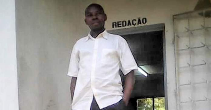 Detained Journalist