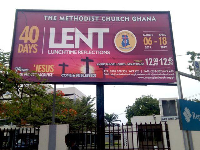 Social Churches Easter