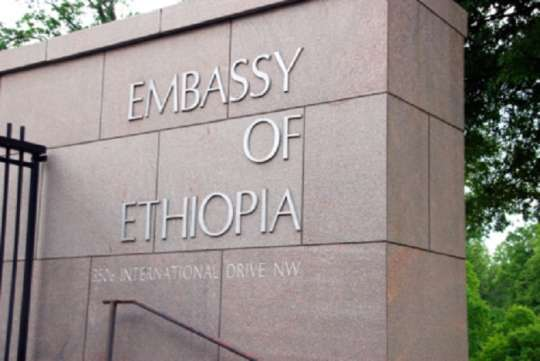 Ethiopian Embassy In Cairo