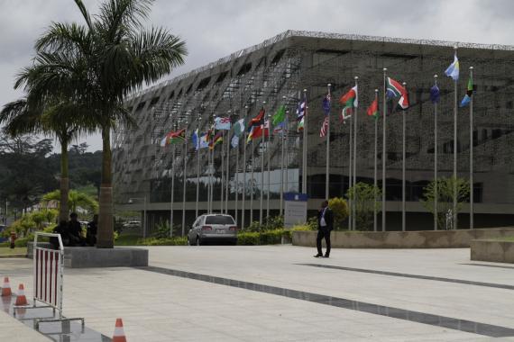 Sipopo Conference Centre Malabo Equatorial Guinea