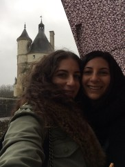 Rain selfie!