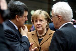 Barroso-Merkel