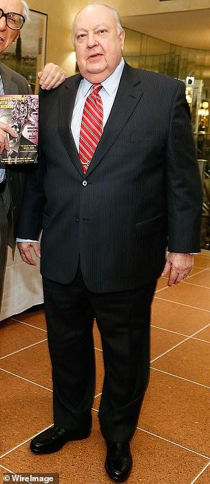 Dapper gent: Roger pictured in 2012