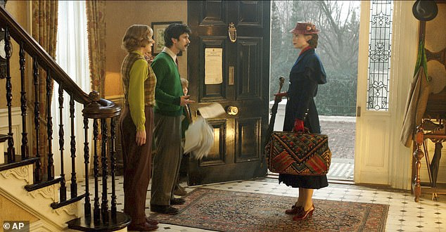 Mary Poppins Returns is not a remake – the very idea of that is something quite atrocious – but a sequel