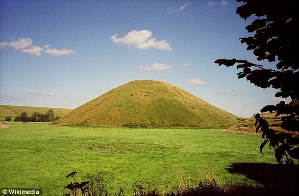 The Neolithic Revolution saw humans in Britain move from groups of nomadic hunter-gatherers to settled communities. Some of the earliest monuments in Britain are Neolithic structures, including Silbury Hill in Wiltshire (pictured)