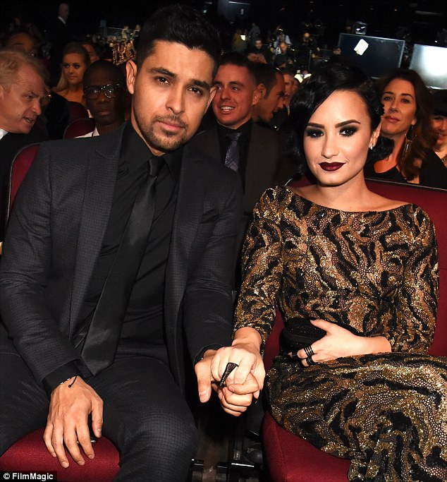 Support:  Wilmer Valderrama has revealed the key to his beautiful relationship with Demi Lovato