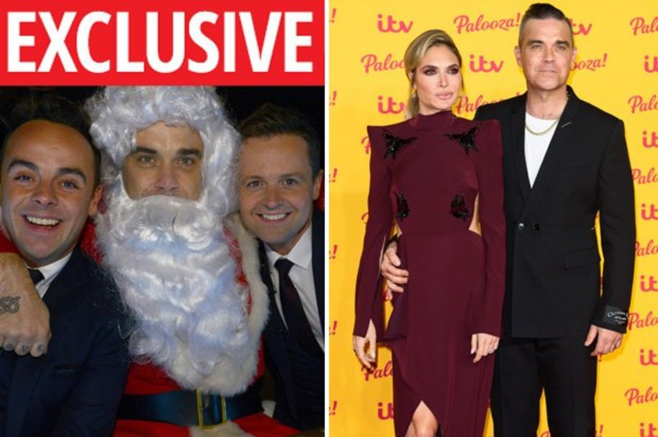 Christmas Album 2019 Robbie Williams to release 2019 Christmas album: 'He's written