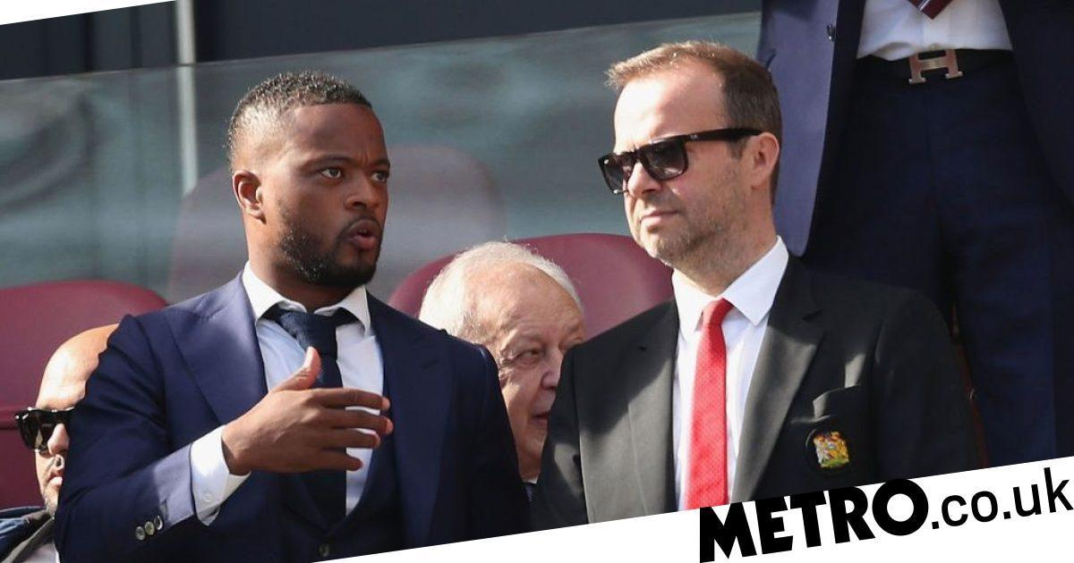 abaab6440 Patrice Evra slams Alexis Sanchez and says Paul Pogba will leave Manchester  United