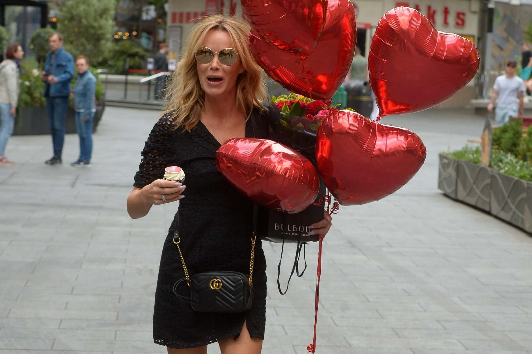 Amanda Holden Tape amanda holden 'embarrassed' after auditioning to play sir