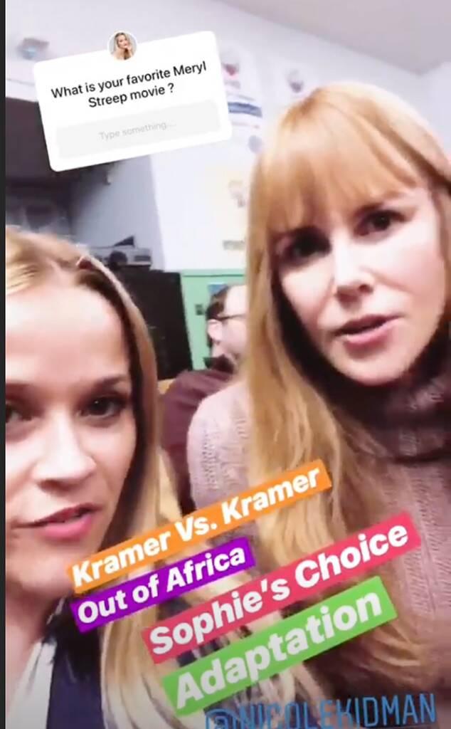 Meryl Streep, Birthday, Reese Witherspoon, Nicole Kidman
