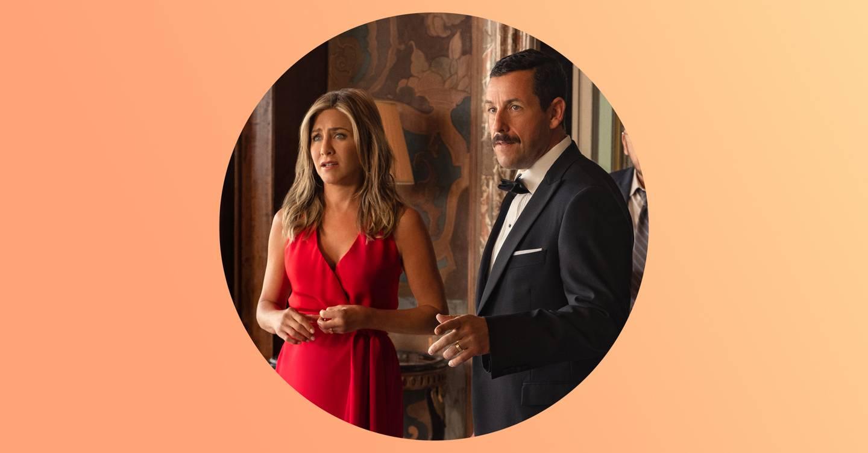 Jennifer Aniston and Adam Sandler's Murder Mystery beats