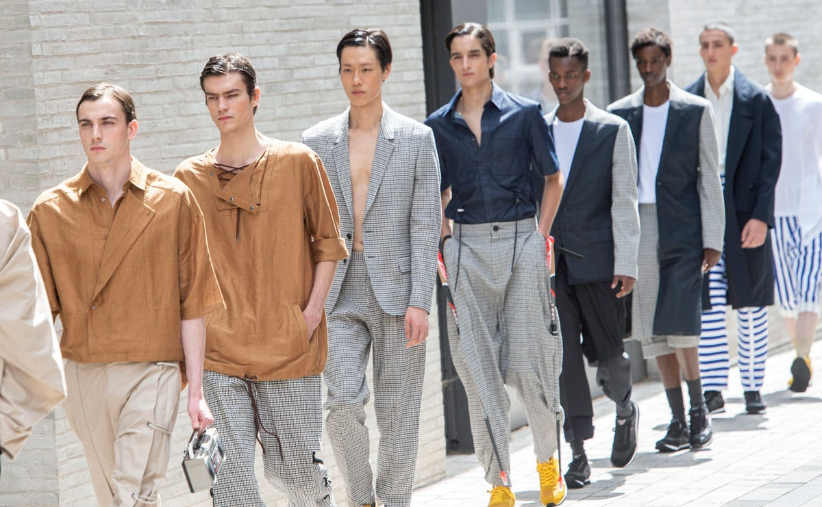 Men S Fashion Week Spring Summer 2020 Overview Newsgroove Uk