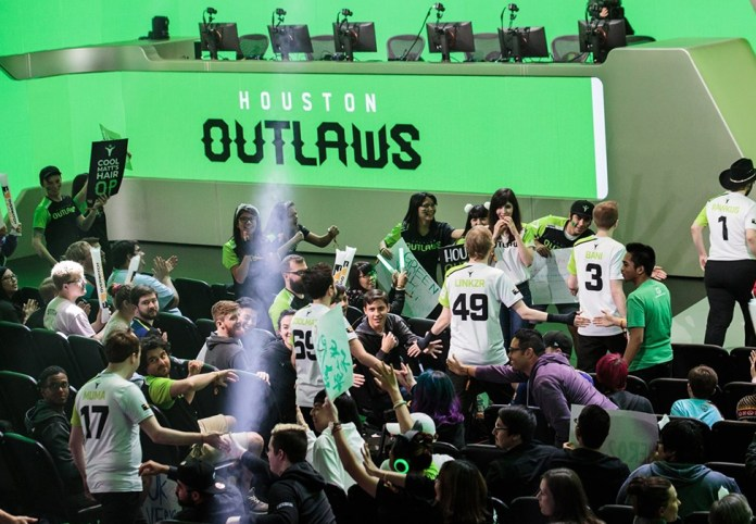 Houston Outlaws Acquisition
