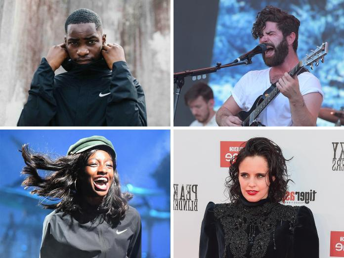 Mercury Prize shortlist 2019: Dave, The 1975, Foals and Little Simz