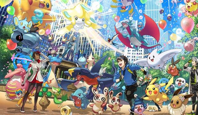Pokémon GO - bigger than ever