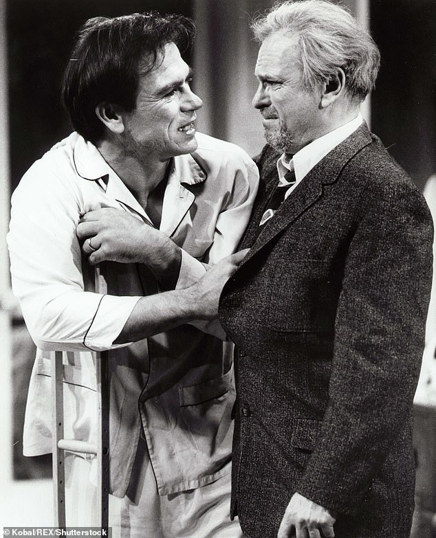 Copious talent: In addition to his copious film and television work, Torn was a noted stage actor and Tony Award nominee; opposite Tommy Lee Jones in 1984 Cat On A Hot Tin Roof