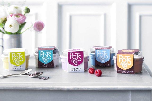 Pots & Co puddings