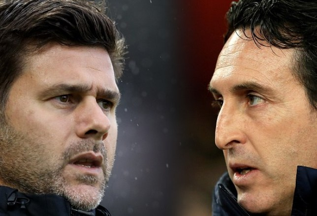 Mauricio Pochettino's Tottenham side travel to the Emirates to face Arsenal this weekend