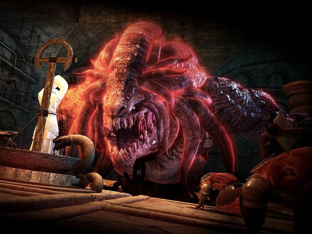 Black Desert video game on Xbox One