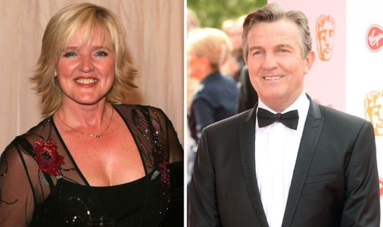 Bradley Walsh wife: How Chase host showered Bernie Nolan in