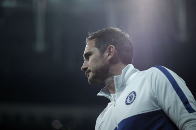 Frank Lampard has been told to expect 'pain and suffering' at Chelsea