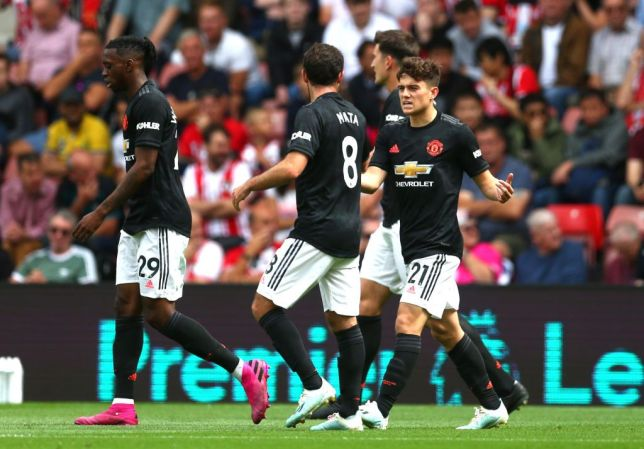 Daniel James scored a sensational goal against Southampton (Picture: Getty)