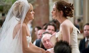 A still from the film Bride Wars