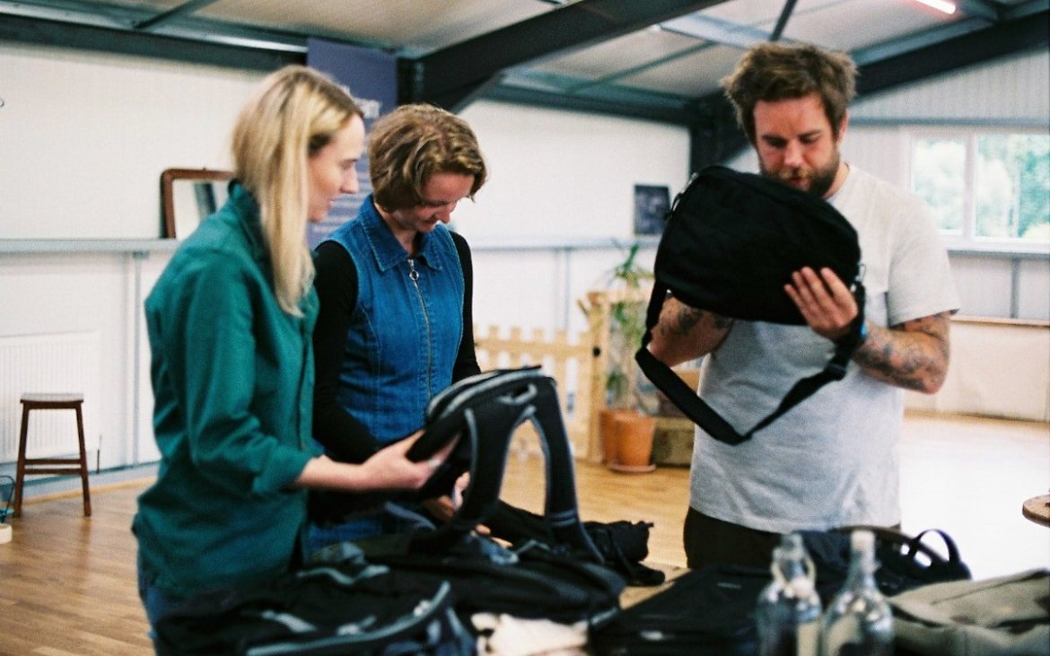 Millican launches 'Re-Home Your Bag' project