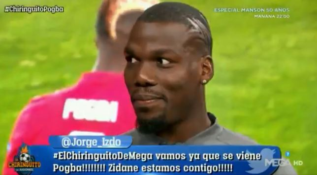 Mathias Pogba says his brother Paul still wants to leave Manchester United and join Real Madrid
