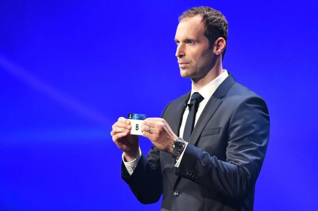 Petr Cech believes Chelsea have been given a tough Champions League draw