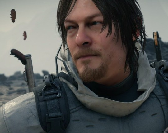 Death Stranding - one of many games out at almost exactly the same time