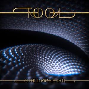 Tool: Fear Inoculum album art work