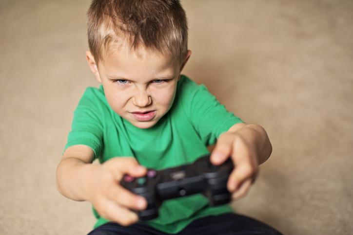 do video games cause gun violence