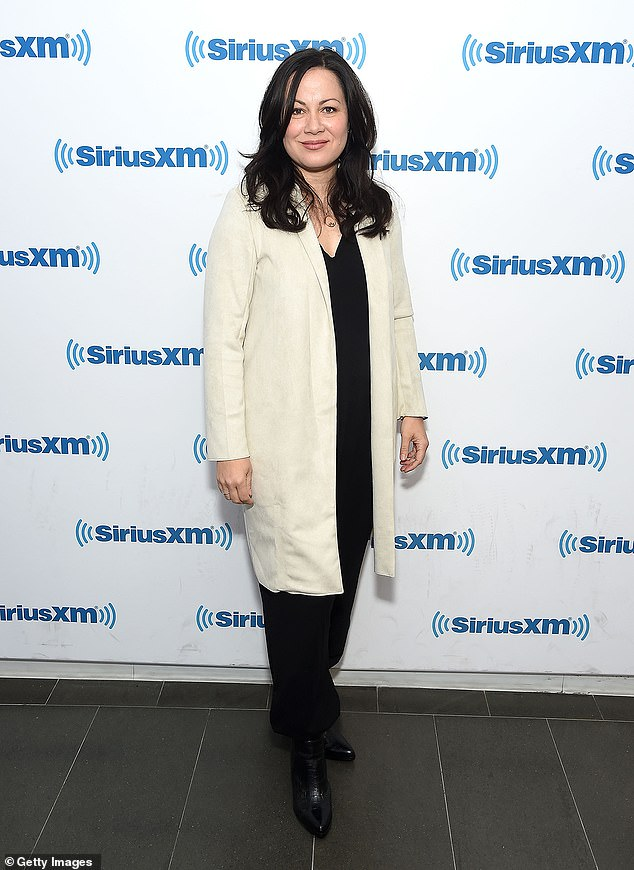 Out and about: Shannon Lee was snapped in NYC this past March