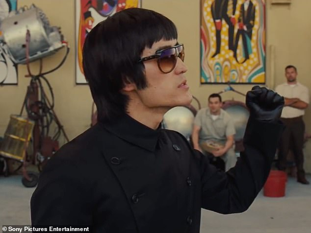 Controversy:In the sequence, Lee (played by Mike Moh) in boasting about his elite combat skills while on the set of the Green Hornet