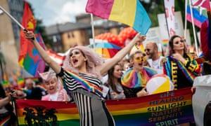 Pride Cymru, Wales
