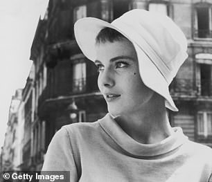 Embattled: The movie star struggled with a difficult life off-screen before dying of 'probable suicide' in 1979 (above in 1960)