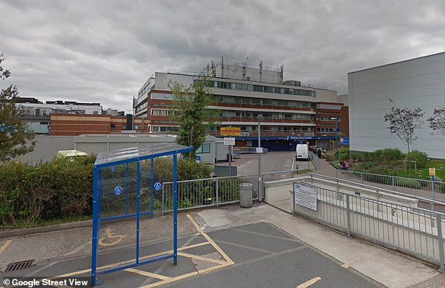 Kettering General Hospital needs at least £50million of extra funding to build a new 'urgent care hub', NHS Providers said ¿ its emergency department is now burdened with three times as many patients as the buildings were designed to handle